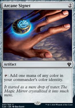 Commander 2020: Arcane Signet