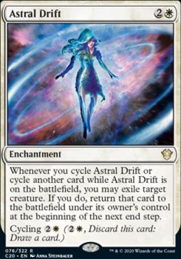 Commander 2020: Astral Drift
