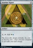 Commander 2020: Azorius Signet