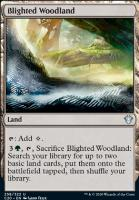 Commander 2020: Blighted Woodland