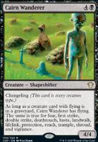 Commander 2020: Cairn Wanderer