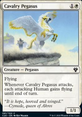 Commander 2020: Cavalry Pegasus