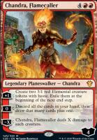 Commander 2020: Chandra, Flamecaller