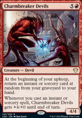 Commander 2020: Charmbreaker Devils