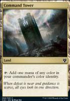 Commander 2020: Command Tower