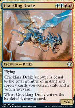 Commander 2020: Crackling Drake