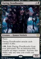 Commander 2020: Daring Fiendbonder