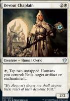 Commander 2020: Devout Chaplain