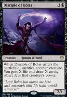 Commander 2020: Disciple of Bolas