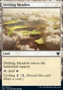 Commander 2020: Drifting Meadow