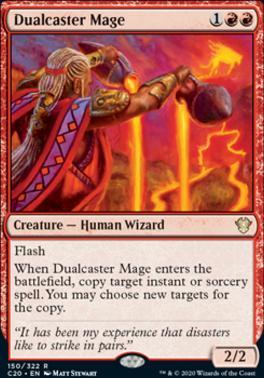 Commander 2020: Dualcaster Mage