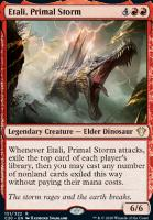 Commander 2020: Etali, Primal Storm