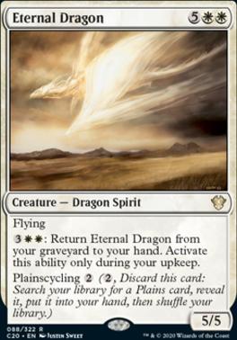 Commander 2020: Eternal Dragon