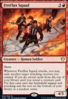 Commander 2020: Fireflux Squad