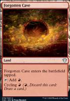 Commander 2020: Forgotten Cave