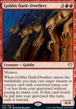 Commander 2020: Goblin Dark-Dwellers