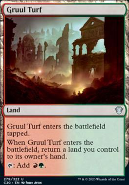 Commander 2020: Gruul Turf