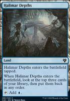 Commander 2020: Halimar Depths
