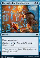 Commander 2020: Hieroglyphic Illumination