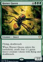 Commander 2020: Hornet Queen