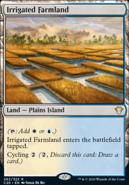 Commander 2020: Irrigated Farmland