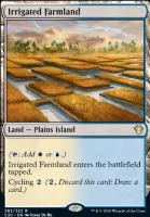 Commander 2020: Irrigated Farmland