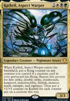Commander 2020 Foil: Kathril, Aspect Warper