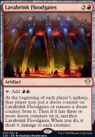 Commander 2020: Lavabrink Floodgates