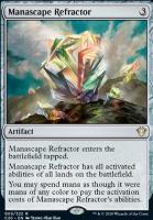 Commander 2020: Manascape Refractor