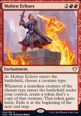 Commander 2020: Molten Echoes