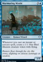 Commander 2020: Murmuring Mystic