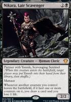 Commander 2020 Foil: Nikara, Lair Scavenger