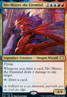 Commander 2020: Niv-Mizzet, the Firemind
