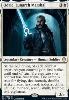 Commander 2020: Odric, Lunarch Marshal