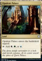Commander 2020: Opulent Palace