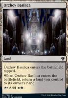 Commander 2020: Orzhov Basilica