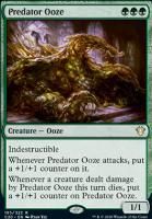 Commander 2020: Predator Ooze