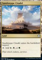 Commander 2020: Sandsteppe Citadel