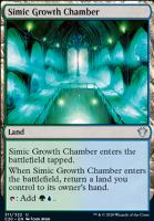 Commander 2020: Simic Growth Chamber