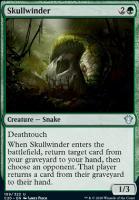 Commander 2020: Skullwinder