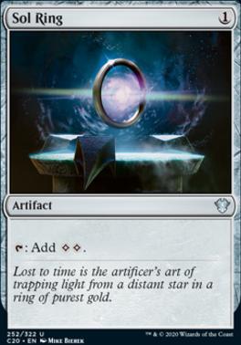 Commander 2020: Sol Ring