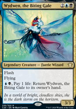 Commander 2020: Wydwen, the Biting Gale