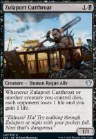 Commander 2020: Zulaport Cutthroat
