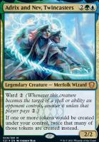 Commander 2021: Adrix and Nev, Twincasters (Foil)