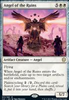 Commander 2021: Angel of the Ruins