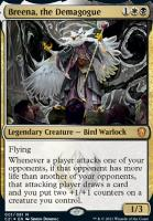Commander 2021: Breena, the Demagogue (Foil)
