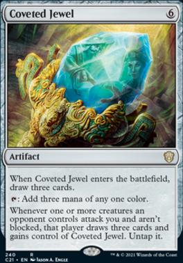 Commander 2021: Coveted Jewel