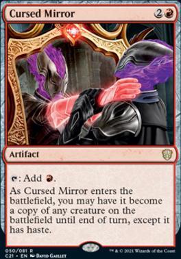 Commander 2021: Cursed Mirror