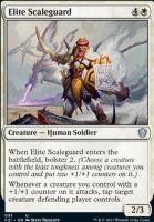 Commander 2021: Elite Scaleguard