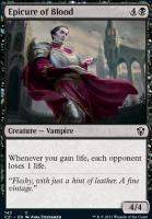 Commander 2021: Epicure of Blood
